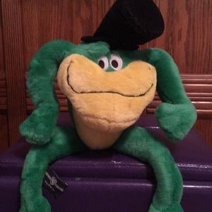 Michigan J Frog Stuff Plush